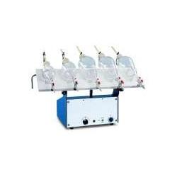 Decanteur Agitest 5 ampoules 1L